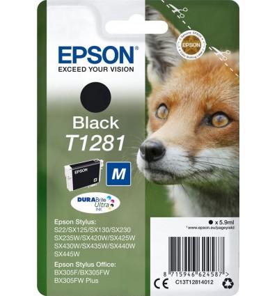 Epson T1281 Negro