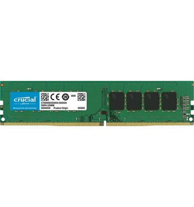 Crucial 4GB DDR4-2400 UDIMM CT4G4DFS824A