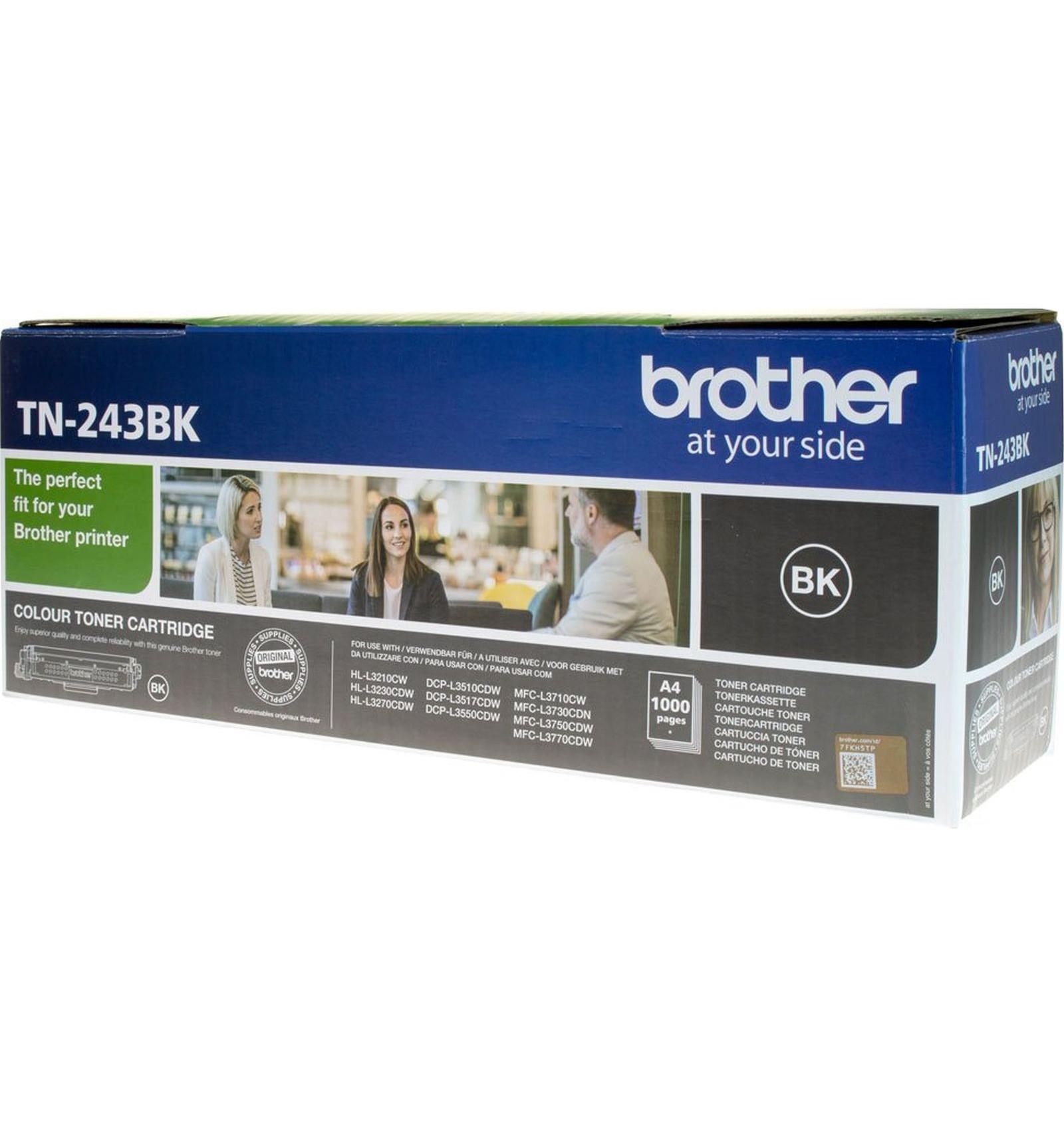 Brother TN-243BK Black