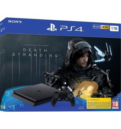 Sony PS4 Slim 1TB + Death Stranding
