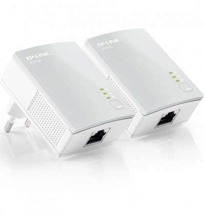 TP-Link TL-PA4010KIT AV500 Nano Powerline Adapter - Starter Kit