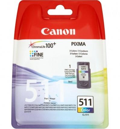 Canon Pixma CL511 Tricolor